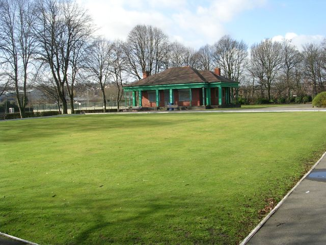 Crown Bowling Green - Park - Westgate