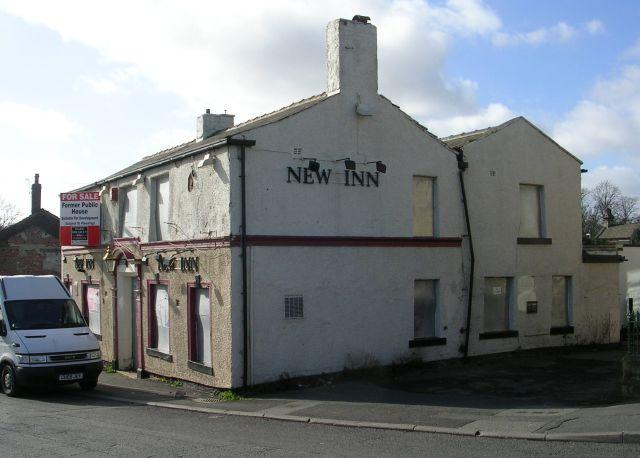 New Inn - Greenside