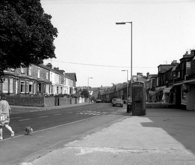 Gisburn Road, Barnoldswick