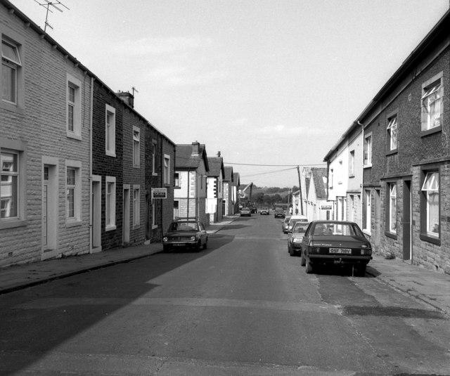 Gisburn Street, Barnoldswick