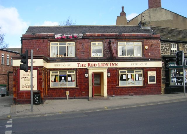 The Red Lion - Westgate