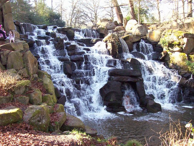 The Cascade, Virginia Water