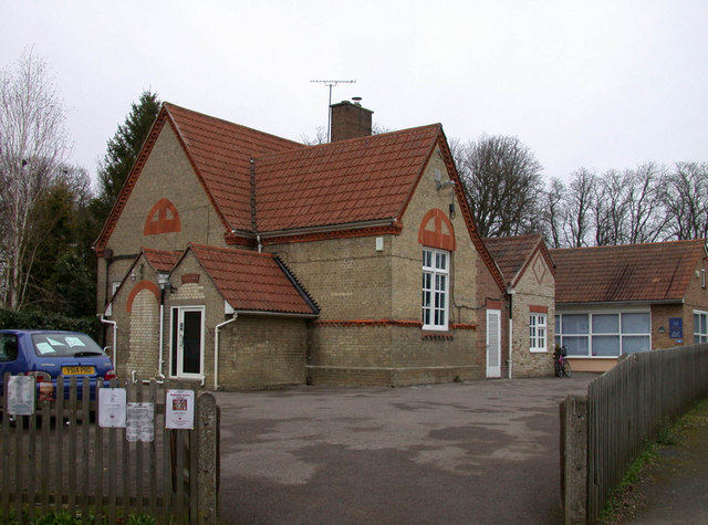 Barton C of E Primary School