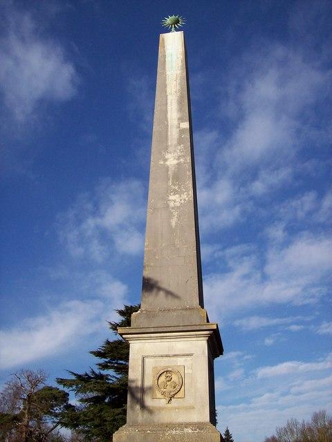 The Obelisk, Virginia Water
