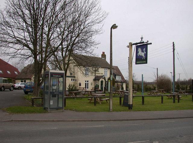 The White Horse, Barton