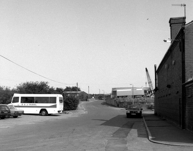 West Close Road, Barnoldswick