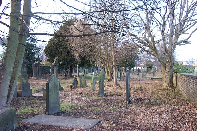 St Matthew's Churchyard, Vegetation Cleared