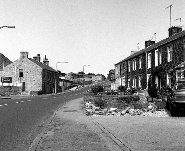 Skipton Road, Barnoldswick