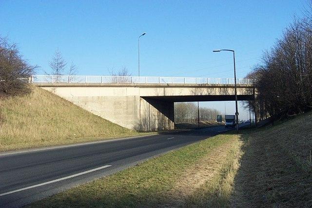 Valley Farm Bridge, Stourton