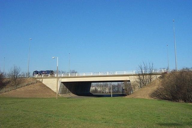 Stourton South Bridge, M621
