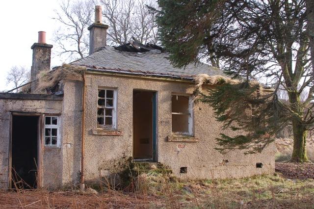 Abandoned Moor Farmhouse