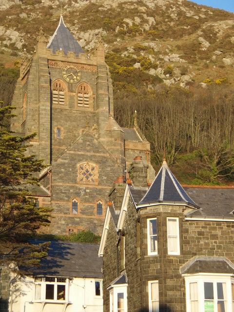 St John's Church Barmouth