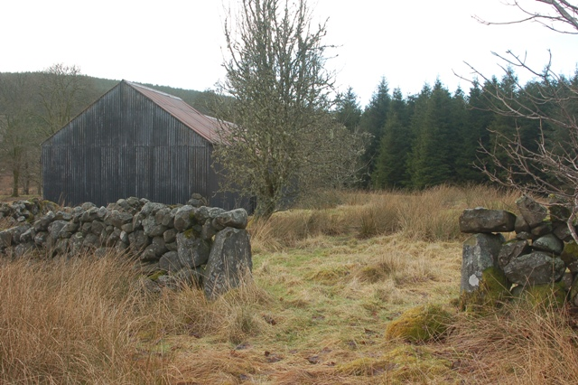 Abandoned Shed At Moor Farm