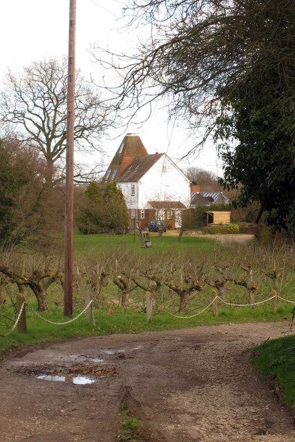 Hancocks Farm Oasthouse, Tilsden Lane, Cranbrook, Kent