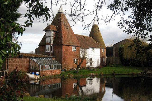 Doves Oast, Swattenden Lane, Cranbrook, Kent
