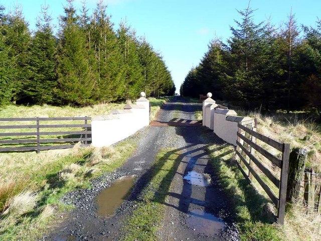 Craigendunton gates