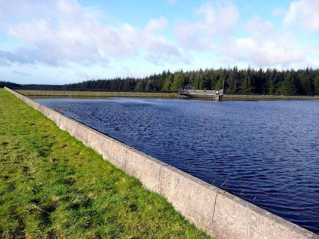 Craigendunton Reservoir