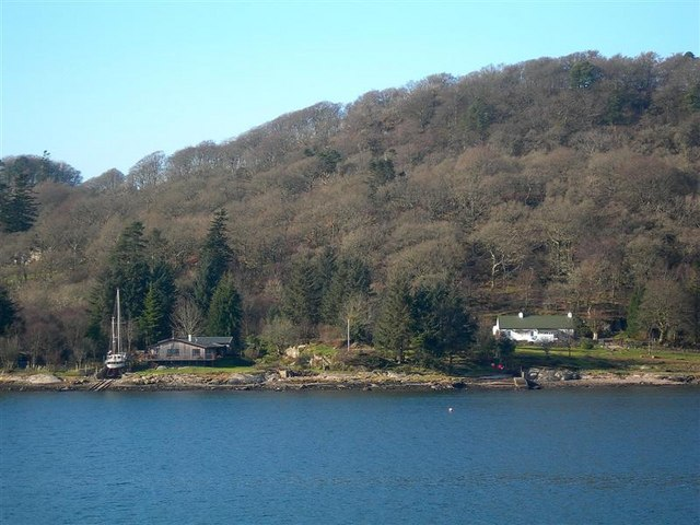 Slipway On West Loch Tarbert