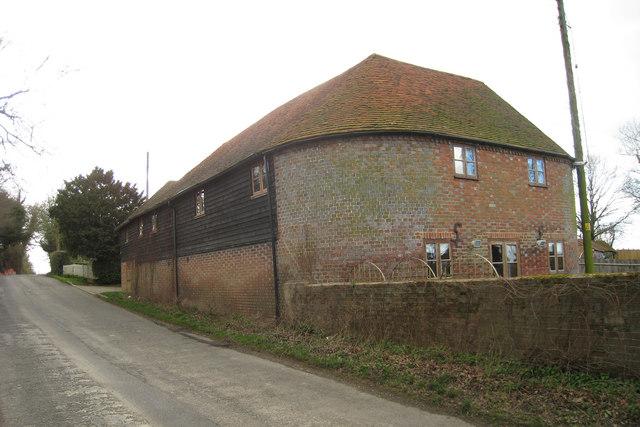 Tilsden Oast, Tilsden Lane, Cranbrook, Kent