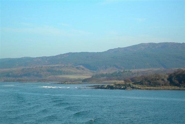 Gartnagrenach Bay