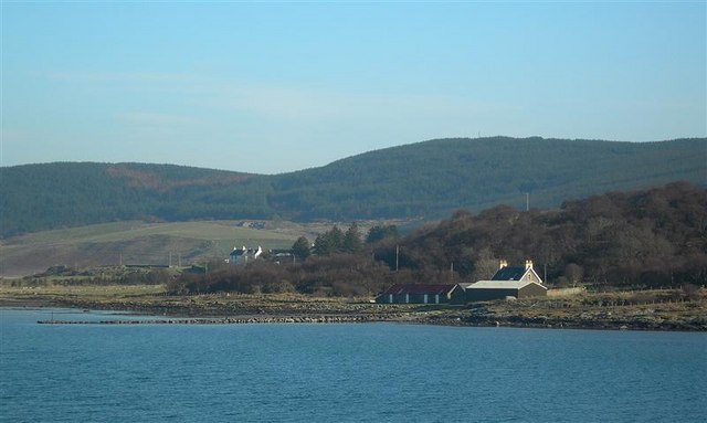 Portachoillan From The Islay Ferry