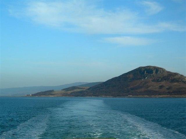 Leaving West Loch Tarbert