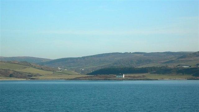 Towards Dunskeig Bay