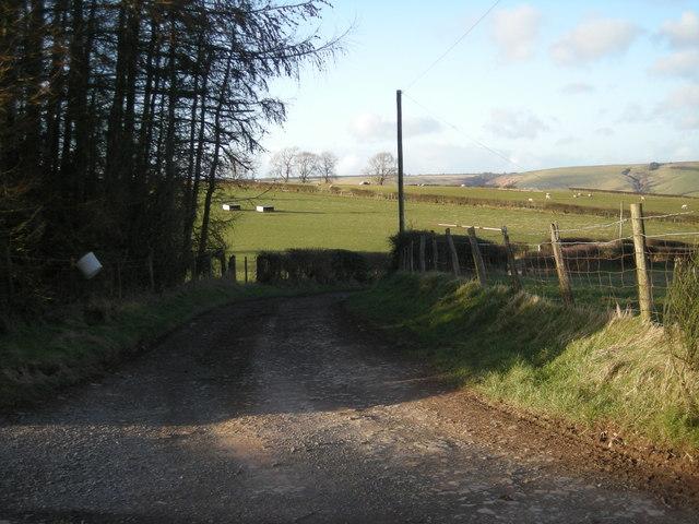 Driveway to Follybank