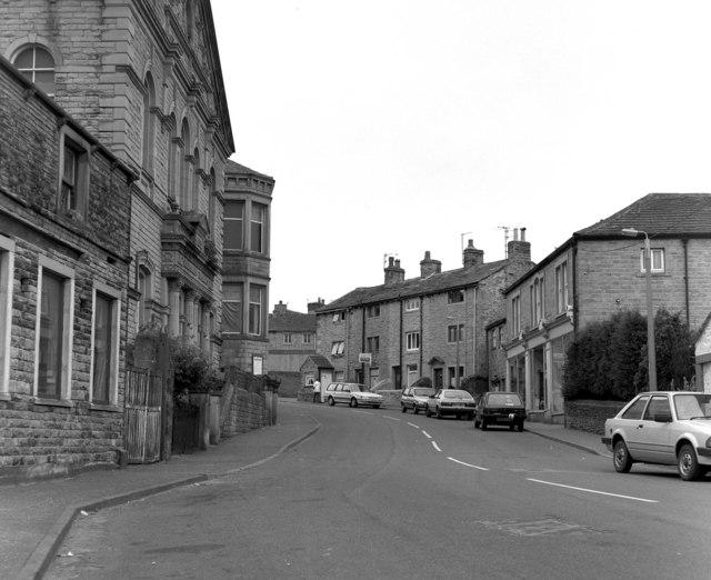 Walmsgate, Barnoldswick