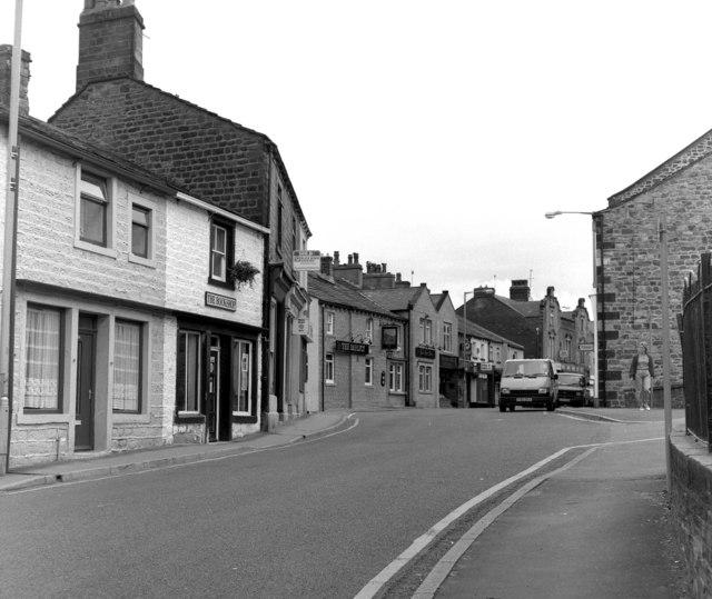Church Street, Barnoldswick