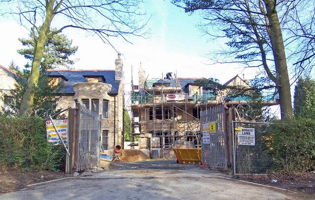 Infill Development on Woodfield Lane