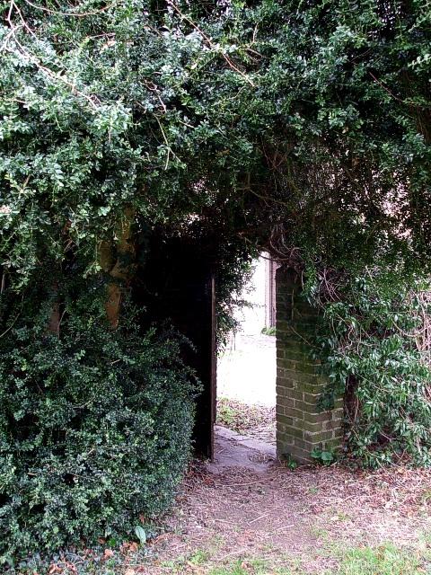 Gateway  from the Secret Garden