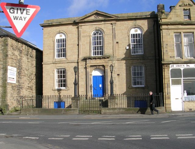 Masonic Hall - Market Street