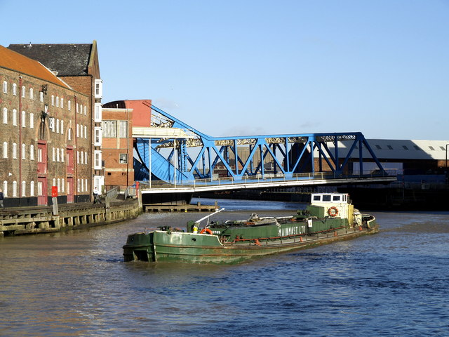 Shipping on the River Hull