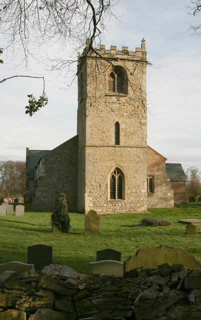 St Peter's, Rowley