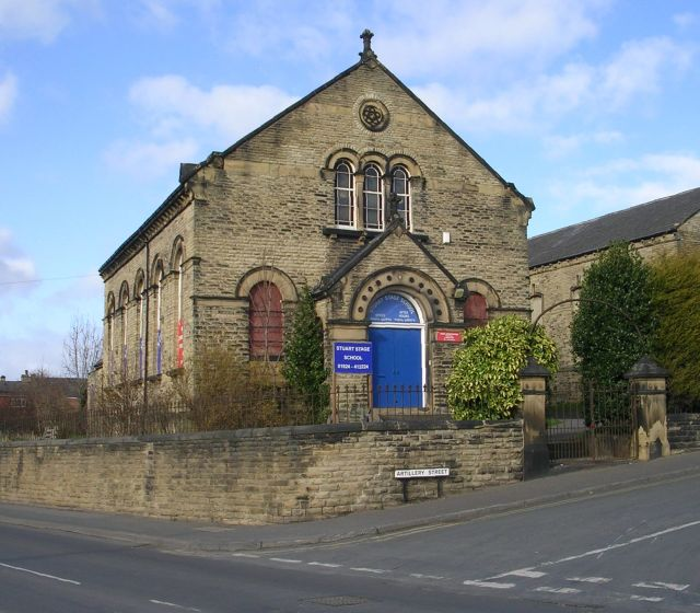 Former Chapel - Artillery Street, Walkley Lane