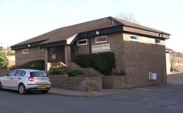Kingdom Hall of Jehovah's Witnesses - Sharpe Street