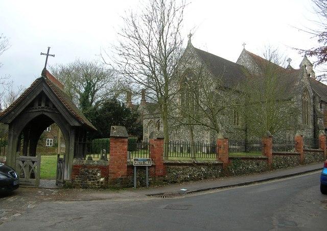 Trinity Church, Henley