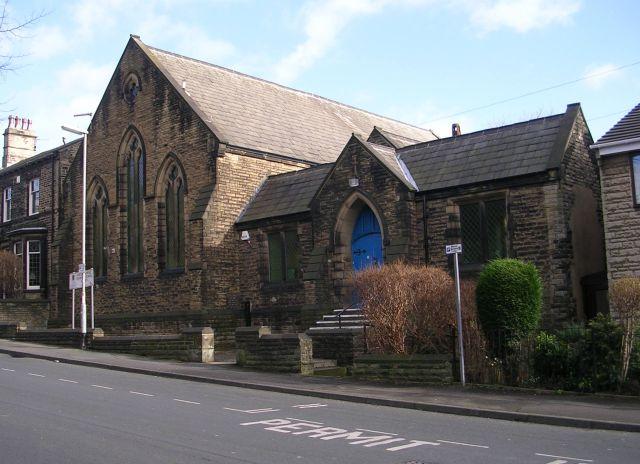 Annex to Heckmondwike Grammar School - Church Street