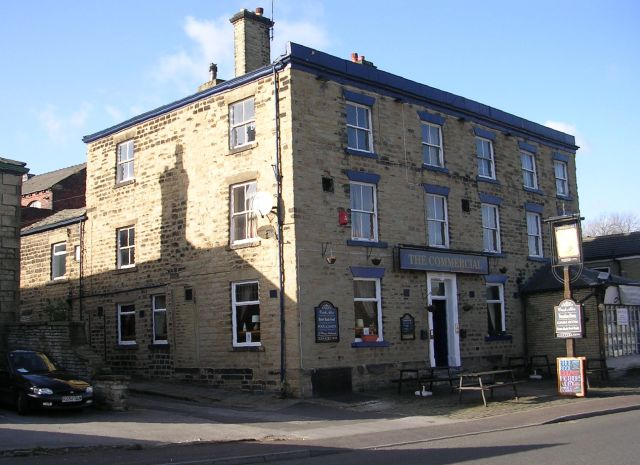The Commercial - Bradford Road