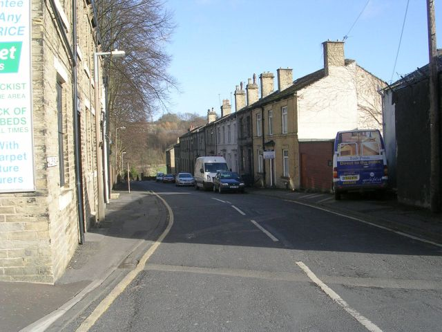 Valley Road - Bradford Road