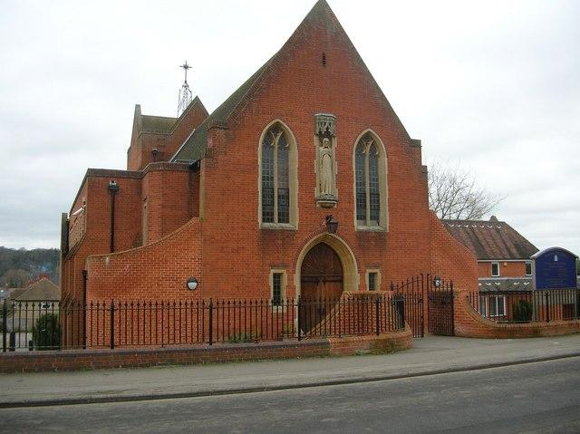 Sacred Heart Church, Henley