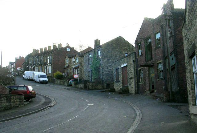 Wesley Street - Bradford Road