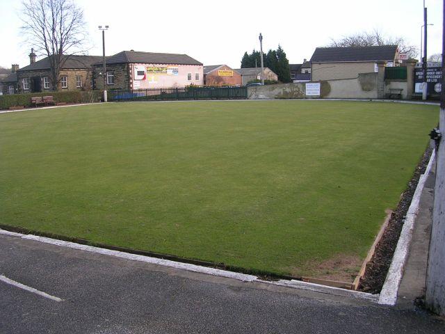 Spenborough United Ex-Servicemen's Club - Bowling Green - Bradford Road