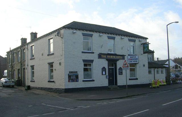 The Horncastle - Bradford Road