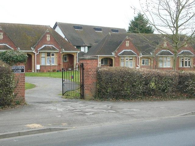Almshouses, Henley