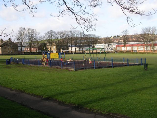 Playground - Exchange Street