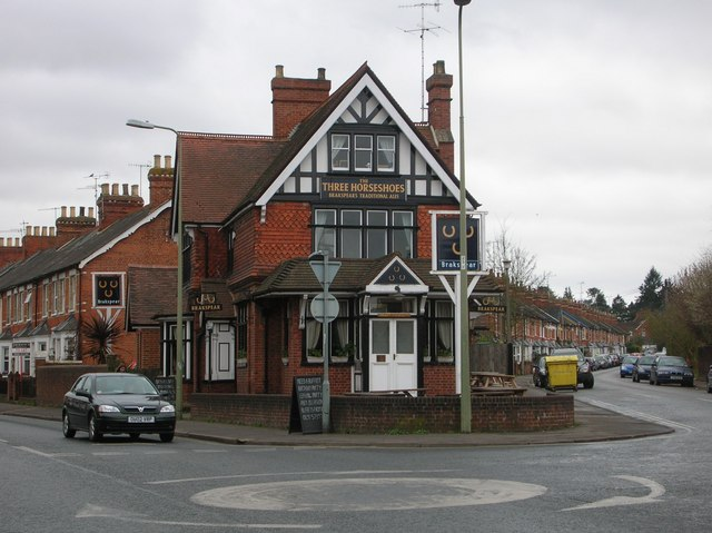 The Three Horseshoes, Henley