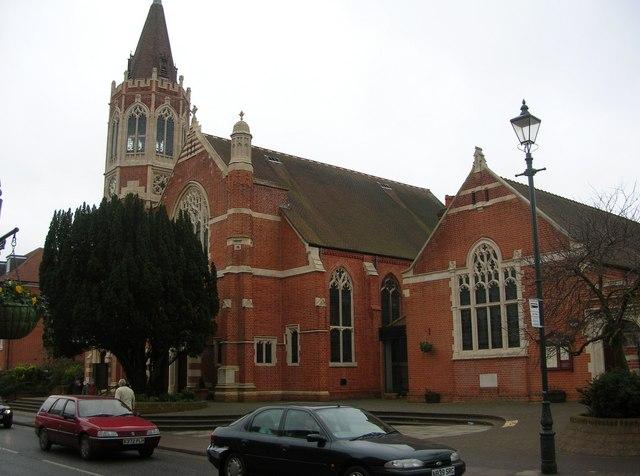 Christ Church, Henley