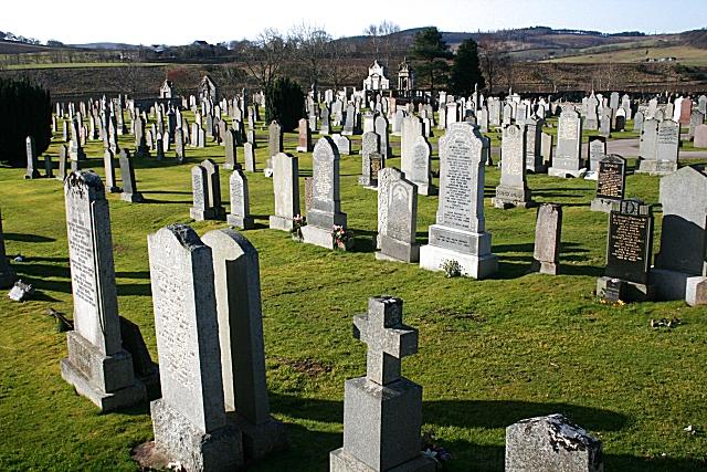 Marnoch Cemetery